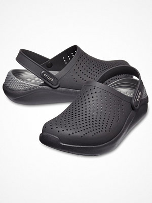Tofflor - Crocs LiteRide Clog Black