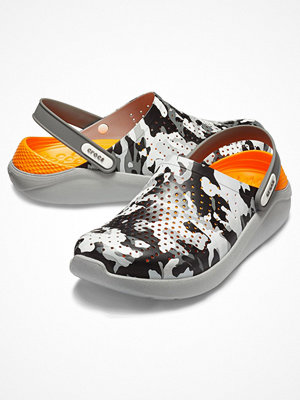 Crocs LiteRide Graphic Clog Grey