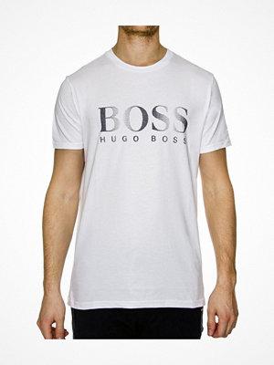 Pyjamas & myskläder - Hugo Boss BOSS T-shirt RN UV-Protection White