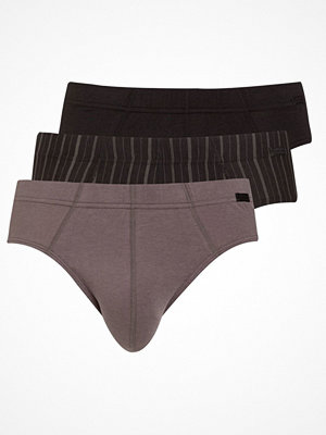 Jockey 3-pack Cotton Plus Brief 3XL Grey