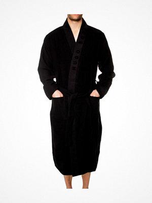 Hugo Boss Waffle Kimono Black
