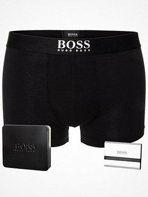 Hugo Boss BOSS Trunk and Cardholder Gift Set Black