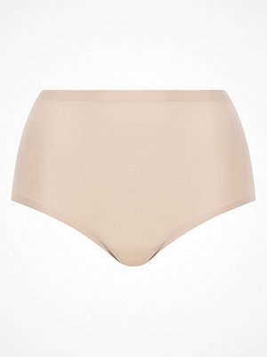 Chantelle Soft Stretch Full Brief Plus Size Beige