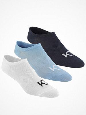 Kari Traa 3-pack Hael Socks Blue/White
