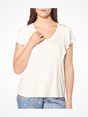 Triumph Lounge Me Natural Mix and Match Top 01 White