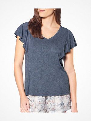 Triumph Lounge Me Natural Mix and Match Top 01 Darkgrey