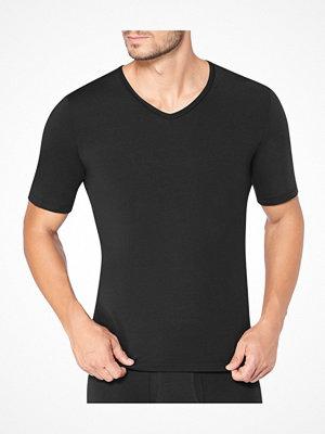 Pyjamas & myskläder - Sloggi Men Ever Fresh V-Neck Black