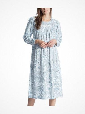 Calida Soft Cotton Nightshirt 33000 Blue Pattern
