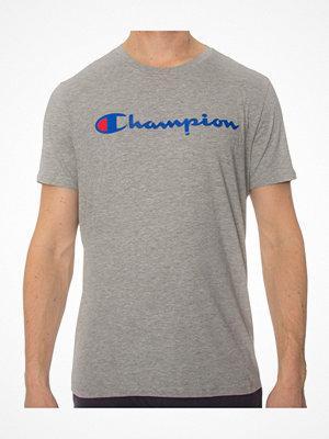 Pyjamas & myskläder - Champion American Classics Crewneck T-shirt Grey