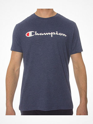 Pyjamas & myskläder - Champion American Classics Crewneck T-shirt Darkblue