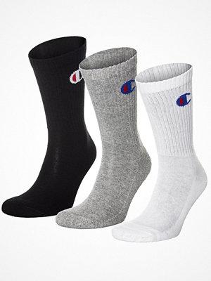 Champion 3-pack 3PP Crew Socks Multi-colour