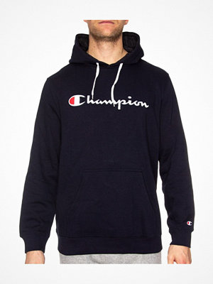 Pyjamas & myskläder - Champion American Classics Hooded Shirt M Navy-2