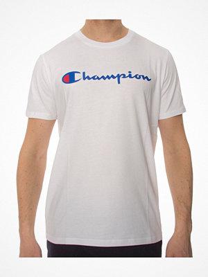 Pyjamas & myskläder - Champion American Classics Crewneck T-shirt White
