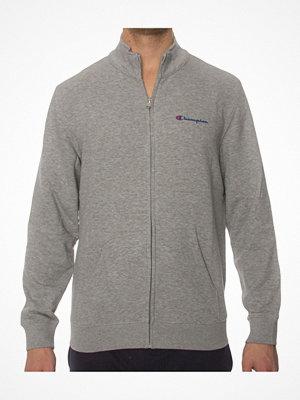Pyjamas & myskläder - Champion American Classics Full Zip Sweatshirt Grey
