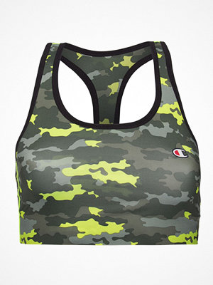 Champion Get On Track Absolute Bra Green Pattern