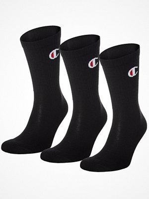 Champion 3-pack 3PP Crew Socks Black
