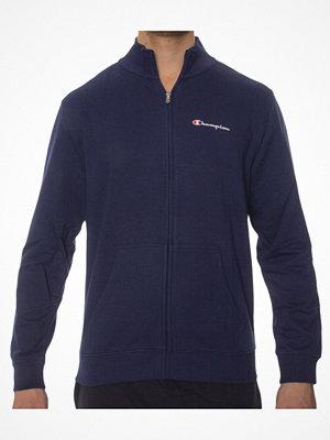 Pyjamas & myskläder - Champion American Classics Full Zip Sweatshirt Darkblue