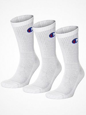 Champion 3-pack 3PP Crew Socks White