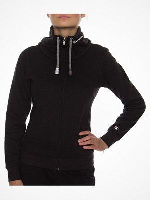 Pyjamas & myskläder - Champion Institutionals Full Zip Sweatshirt Black