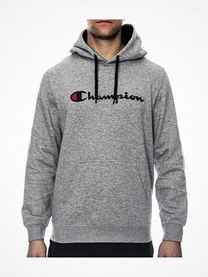 Pyjamas & myskläder - Champion Institutionals Hooded Sweatshirt Grey