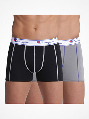 Champion Underwear 2-pack Champion Everyday Boxer Grey/Black