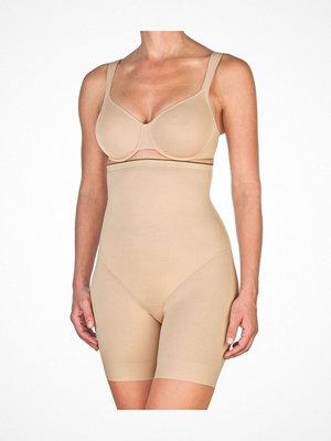 Conturelle by Felina Felina Conturelle Soft Touch Maxi Long Panty Sand