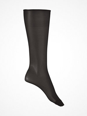 DIM 2-pack Sublim Voile Mi-Bas Knee-high Black