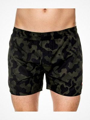 Badkläder - Hugo Grenada Swim Shorts Camouflage-2