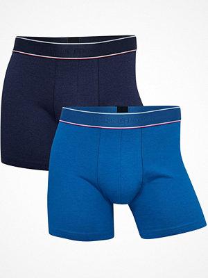 JBS of Denmark 2-pack Bamboo Blend Tights Pique Blue