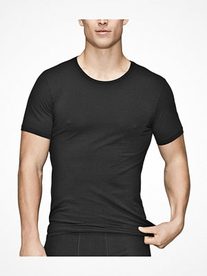 JBS of Denmark Organic Cotton O-neck T-shirt Black