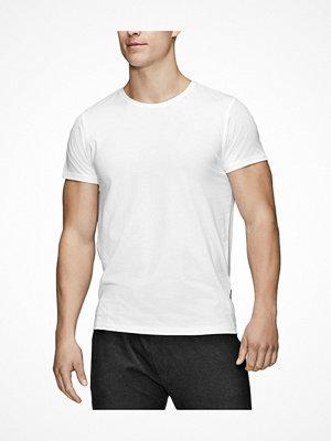 JBS of Denmark Organic Cotton O-neck Basic T-shirt White