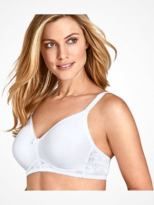 Miss Mary of Sweden Miss Mary Cooling Molded Non-Wired Bra White