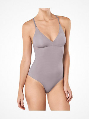 Bodys & set - S by sloggi S by Sloggi Symmetry Body Warmgrey