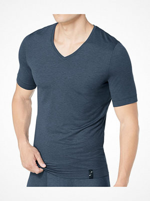S by sloggi S by Sloggi Sophistication V-Neck Shirt Darkgrey