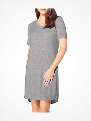 Nattlinnen - Triumph Lounge Me Climate Control Nightdresses SS1 Grey