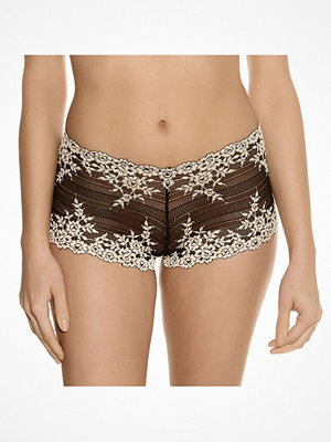 Trosor - Wacoal Embrace Lace Boyshort Black