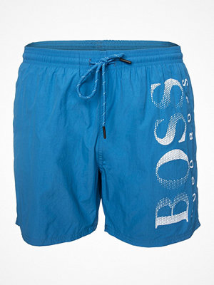 Badkläder - Hugo Boss BOSS Octopus Swim Shorts Turquoise