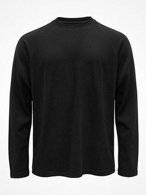 Pyjamas & myskläder - Resteröds Swetshirt Bamboo Black