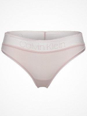 Calvin Klein Logo Lace Brazilian Pink