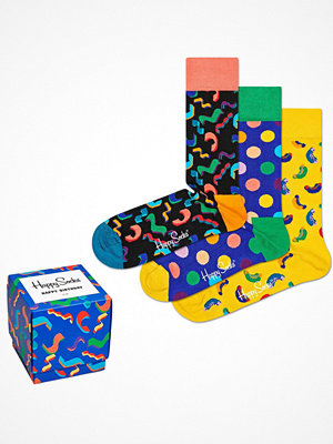 Happy Socks 3-pack Happy Socks Happy Birthday Gift Box  Multi-colour