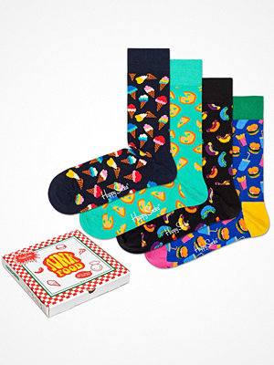 Happy Socks 4-pack Happy Socks Junkfood Gift Box  Multi-colour