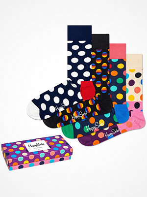 Happy Socks 4-pack Happy Socks Dot Gift Box  Multi-colour