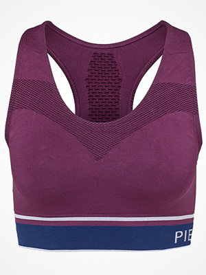 Pierre Robert Sports Bra Deep purple