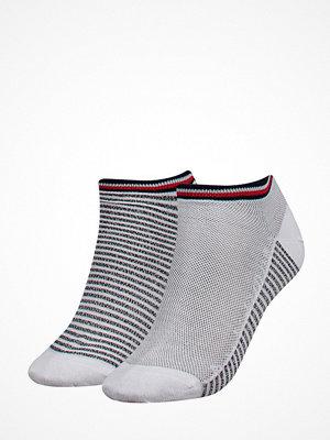 Tommy Hilfiger 2-pack Women Resort Sneaker Sock White
