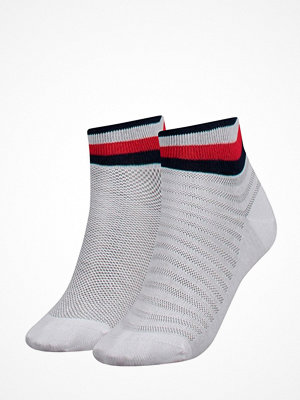 Tommy Hilfiger 2-pack Women Resort Short Sock White