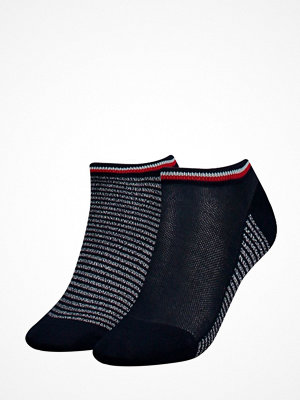 Tommy Hilfiger 2-pack Women Resort Sneaker Sock Darkblue