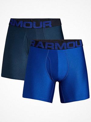 Under Armour 2-pack Tech Boxerjock Blue