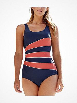 Abecita Action 3 Swimsuit Navy-2