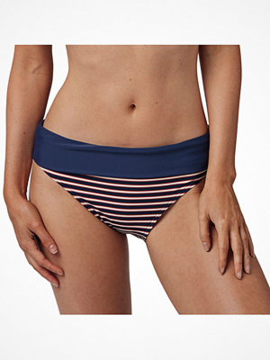 Abecita Retro Navy Folded Brief Navy Striped