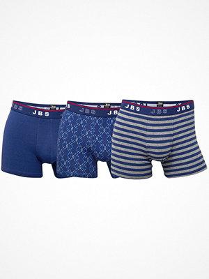 JBS 3-pack Trend Tights Blue Pattern